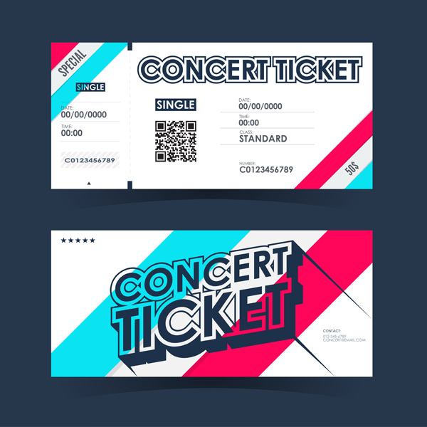 Tickets - Great Impressions Printing