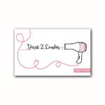 Hair Dryer – pink