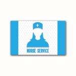 Nurse- Blue